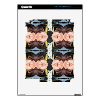 Snargle Pattern Skins For iPad 2
