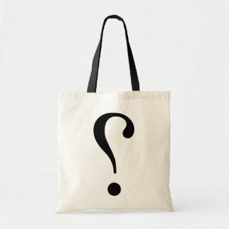 sNARK mARK Canvas Bag