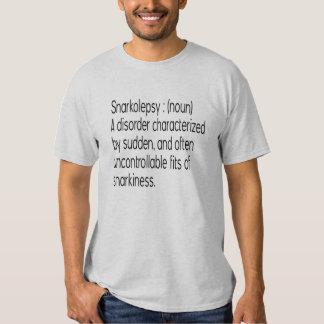 Snarkolepsy Definition Shirt