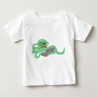 Snarktopus Internet Octopus Baby T-Shirt