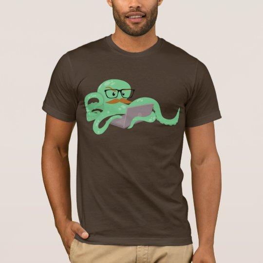 Snarktopus Internet Octopus T-Shirt