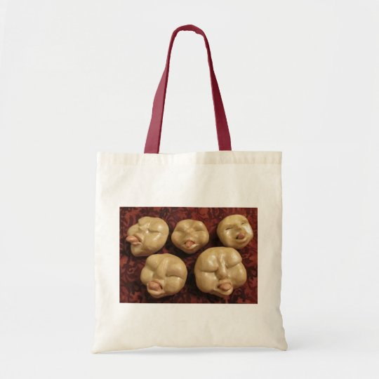 Snarky Budget Tote
