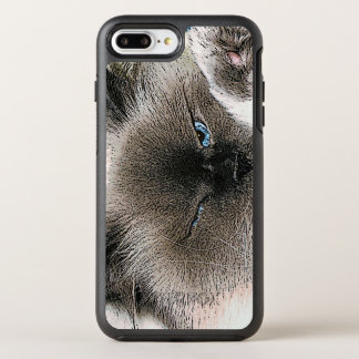 Snarky Cat OtterBox Symmetry iPhone 8 Plus/7 Plus Case