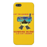 Snarky the Snorkel - Retro Case For iPhone 5