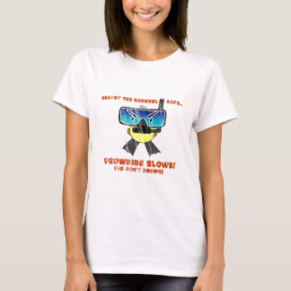 Snarky the Snorkel - Retro T-Shirt