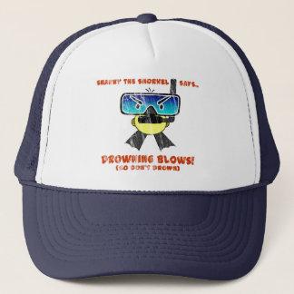 Snarky the Snorkel - Retro Trucker Hat