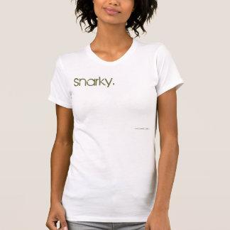 snarky. (top) t shirts