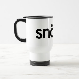 Snarky Travel Mug