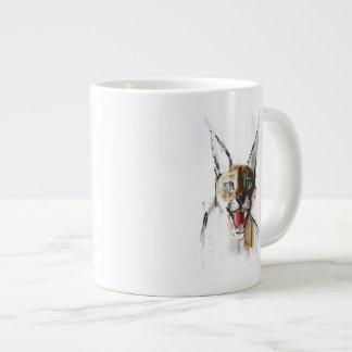 Snarl Large Coffee Mug