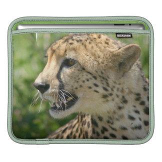 Snarling Cheetah iPad Sleeve