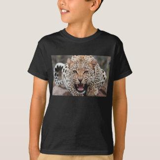Snarling Leopard T-Shirt