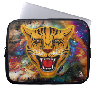 Snarling Tiger Nebula Computer Sleeve