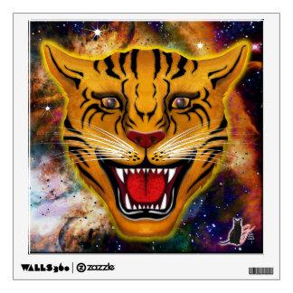 "Snarling Tiger Nebula ""PixPaneTM"" Wall Decal"
