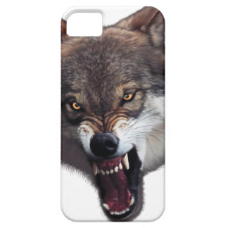 snarling wolf 1 iPhone 5 covers