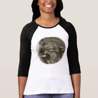 Snarling Wolf Shirt