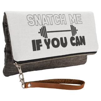 Snatch Me (weights) Clutch