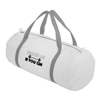 Snatch Me (weights) Duffle Bag