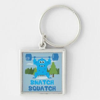 Snatch Squatch Keychain