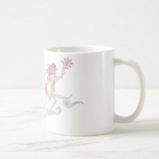 snatcher del sol del mono taza de café