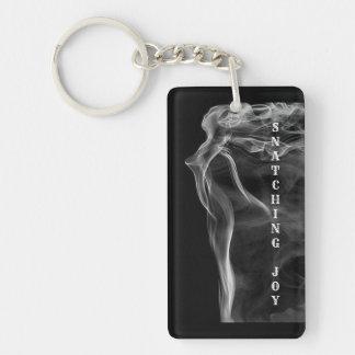 Snatching Joy Book Key chain
