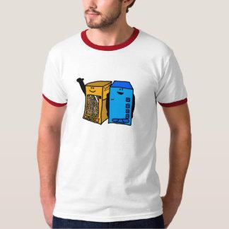 Snax and Soda shirt, ringer T-Shirt