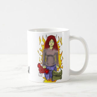 Snazzle Mummy Coffee Mug