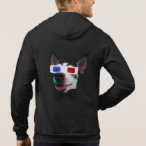 Snazzy 3D Dog Hoodie