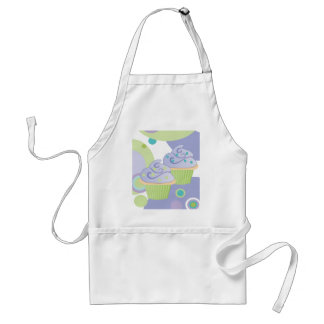 Snazzy cakes adult apron