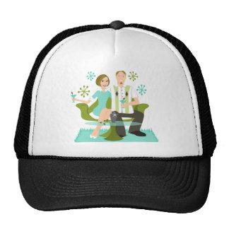 Snazzy Couple Trucker Hat