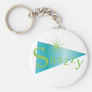 Snazzy Key Chain