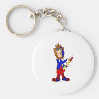 Snazzy Keychain