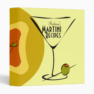 Snazzy Martini Time Binder
