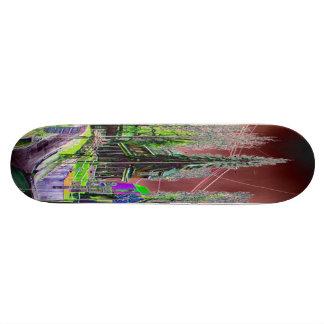 SnazzyBoardz Skateboard--Decisions #1