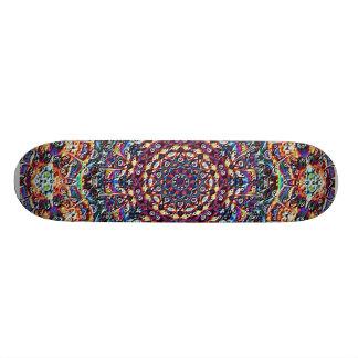 SnazzyBoardz Skateboard-Persian Mystery Skateboard Deck