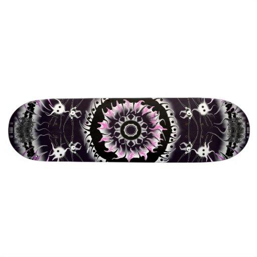 SnazzyBoardz Skateboard-Warrior#1