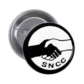 SNCC 2 INCH ROUND BUTTON