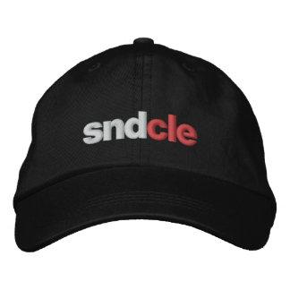 SND Cle hat, black Baseball Cap