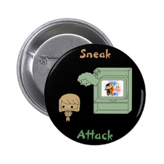 Sneak Attack (Naughty & Nice TV) Pins