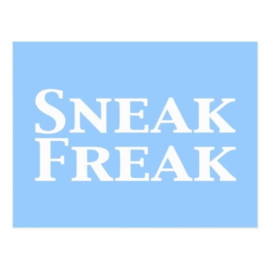 Sneak Freak Gifts Postcard