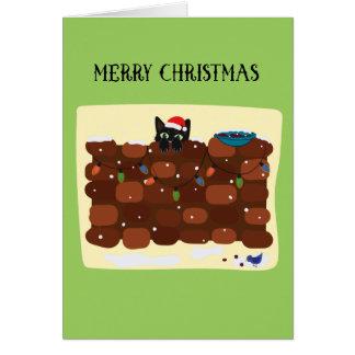Sneaker Christmas Card