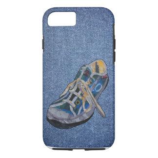 Sneaker Dude Illustration iPhone 7 Case