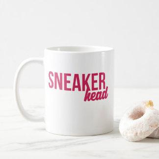 Sneaker Head P Coffee Mug