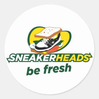 Sneaker Heads Sticker