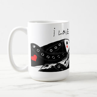 Sneaker Love Coffee Mug