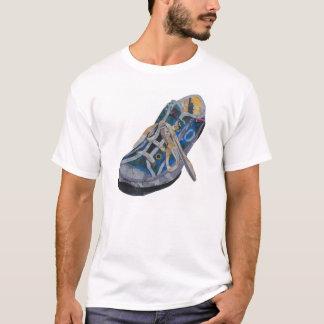 Sneaker Slob Collage Geek & Nerd T-Shirt