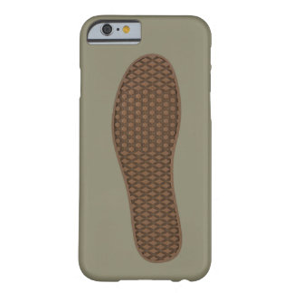Sneaker / Trainer Skate Shoe Sole Pattern Barely There iPhone 6 Case