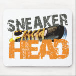 SNEAKERHEAD MOUSE PAD