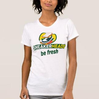 SneakerHeads de las mujeres Camisetas