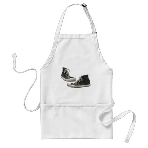 Sneakers Adult Apron