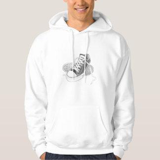 Sneakers Art Hoodie Sweatshirt